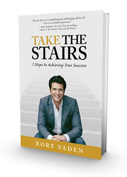 Book Recommendation: Take The Stairs
